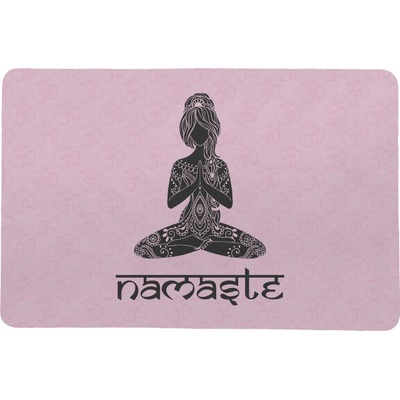 Lotus Pose Comfort Mat (Personalized)