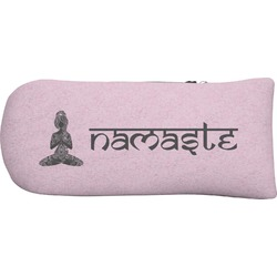 Lotus Pose Putter Cover (Personalized)
