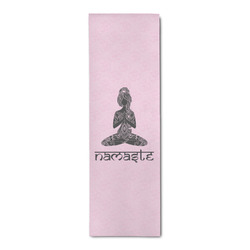 Lotus Pose Runner Rug - 3.66'x8' (Personalized)