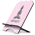 Lotus Pose Stylized Tablet Stand (Personalized)