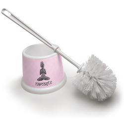 Lotus Pose Toilet Brush (Personalized)
