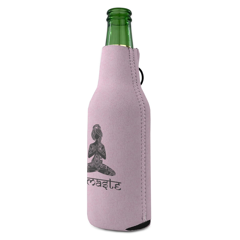 Lotus Pose Bottle Cooler