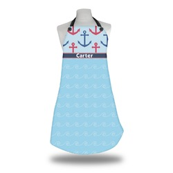 Anchors & Waves Apron (Personalized)
