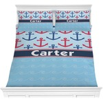 Anchors & Waves Comforters (Personalized)