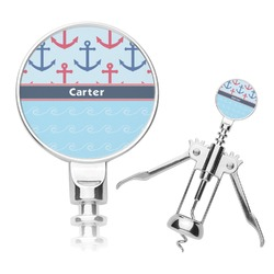 Anchors & Waves Corkscrew (Personalized)