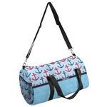 Anchors & Waves Duffel Bag (Personalized)