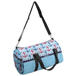 Anchors & Waves Duffel Bag - Multiple Sizes (Personalized)