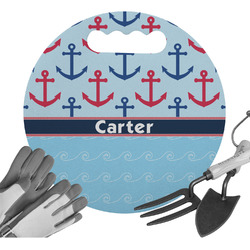 Anchors & Waves Gardening Knee Cushion (Personalized)
