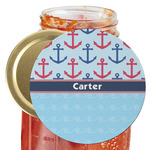 Anchors & Waves Jar Opener (Personalized)