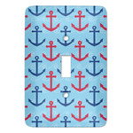 Anchors & Waves Light Switch Covers (Personalized)