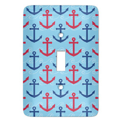 Anchors & Waves Light Switch Covers - Multiple Toggle Options Available (Personalized)