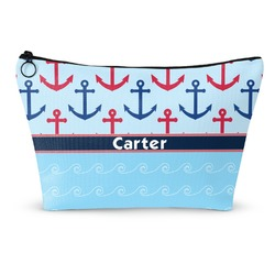 Anchors & Waves Makeup Bags (Personalized)