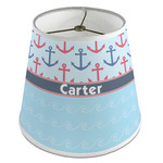 Anchors & Waves Empire Lamp Shade (Personalized)