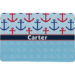 Anchors & Waves Comfort Mat (Personalized)