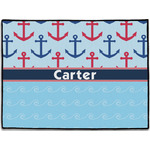 Anchors & Waves Door Mat (Personalized)