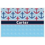 Anchors & Waves Placemat (Laminated) (Personalized)