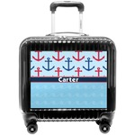 Anchors & Waves Pilot / Flight Suitcase (Personalized)