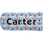 Anchors & Waves Putter Cover (Personalized)
