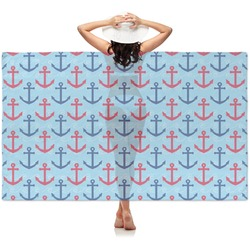 Anchors & Waves Sheer Sarong (Personalized)