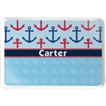 Anchors & Waves Serving Tray (Personalized)