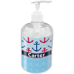 Anchors & Waves Soap / Lotion Dispenser (Personalized)