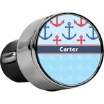 Anchors & Waves USB Car Charger (Personalized)