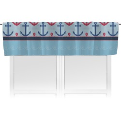 Anchors & Waves Valance (Personalized)