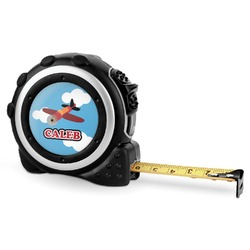 Airplane Tape Measure - 16 Ft (Personalized)