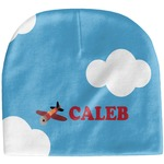Airplane Baby Hat (Beanie) (Personalized)