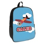 Airplane Kids Backpack (Personalized)