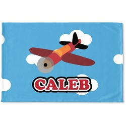 Airplane Woven Mat (Personalized)