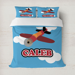 Airplane Duvet Covers (Personalized)