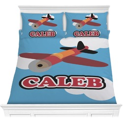 Airplane Comforter Set (Personalized)