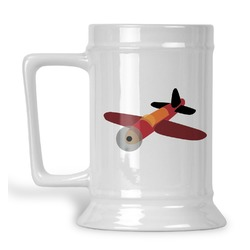 Airplane Beer Stein (Personalized)