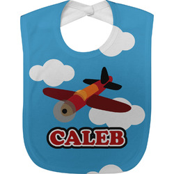 Airplane Baby Bib (Personalized)