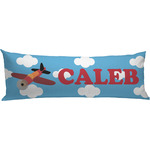 Airplane Body Pillow Case (Personalized)