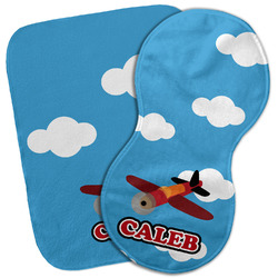 Airplane Burp Cloth (Personalized)