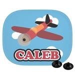 Airplane Car Side Window Sun Shade (Personalized)