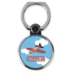 Airplane Cell Phone Ring Stand & Holder (Personalized)