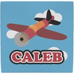 Airplane Ceramic Tile Hot Pad (Personalized)