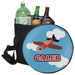 Airplane Collapsible Cooler & Seat (Personalized)