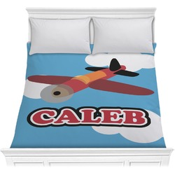 Airplane Comforter (Personalized)