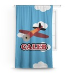 Airplane Curtain (Personalized)