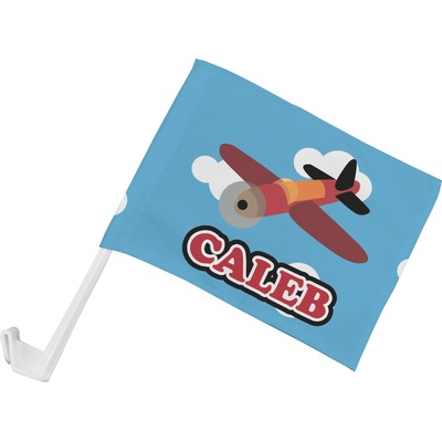 Airplane Car Flag (Personalized)