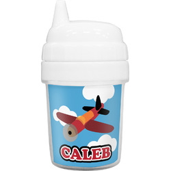 Airplane Baby Sippy Cup (Personalized)