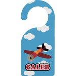 Airplane Door Hanger (Personalized)
