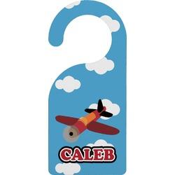Airplane Door Hanger (Personalized)