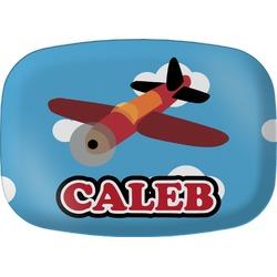 Airplane Melamine Platter (Personalized)