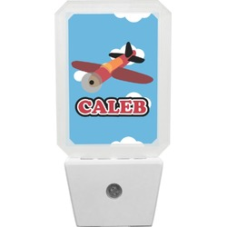 Airplane Night Light (Personalized)