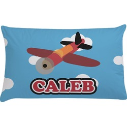 Airplane Pillow Case (Personalized)